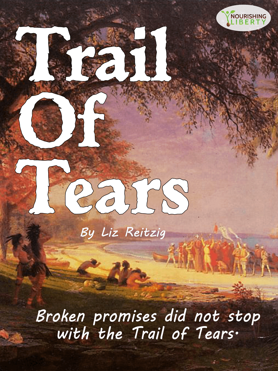 Remember the Trail of Tears from history class? The U.S. government's broken promises did not end there.