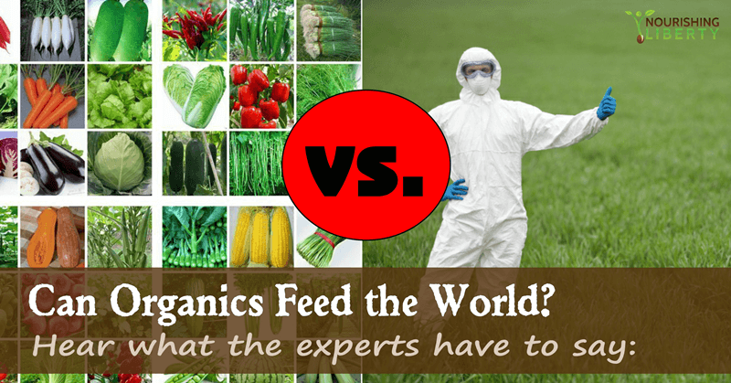 Can Organics Feed the World? Here's What the Experts Say: